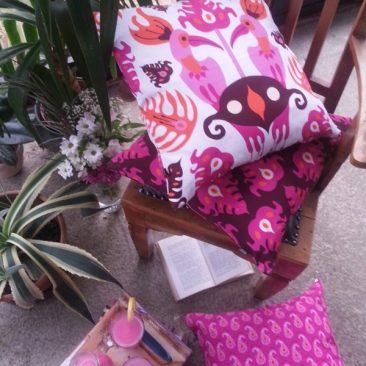 Kolekcija Tropical Pink
