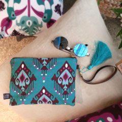 Mala ručna torba Tropical Aqua