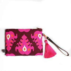 Mala ručna torba Tropical Pink