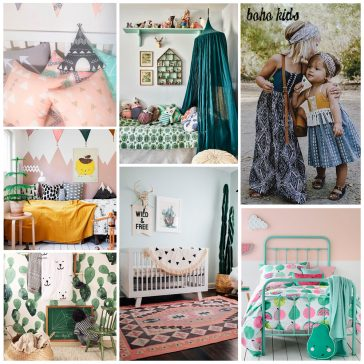 New kids (on the block) ili o dečijem home decor-u