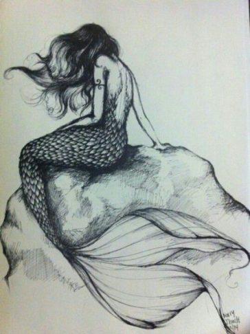 Mermaid's seduction