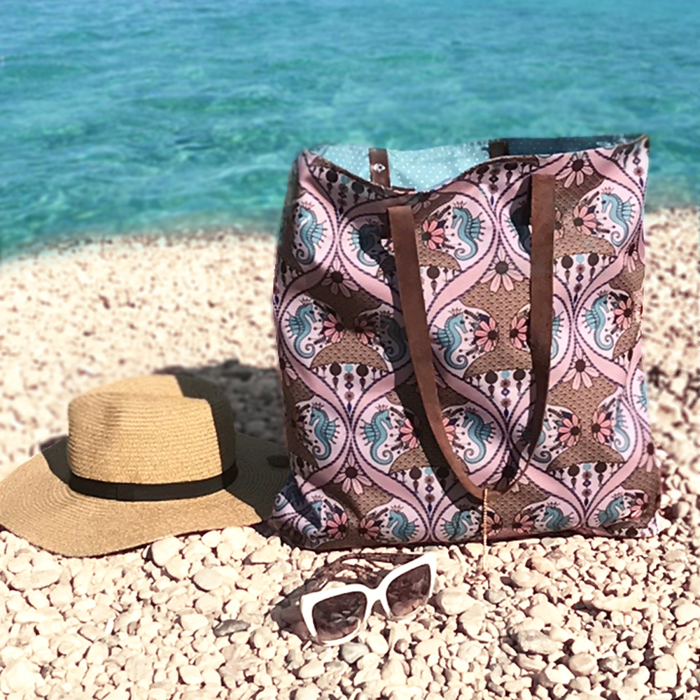Dizajnerska torba za plazu