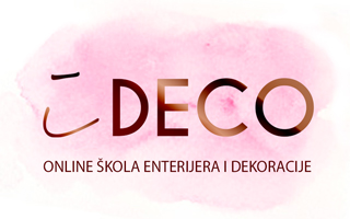 iDeco skola enterijera i dekoracije