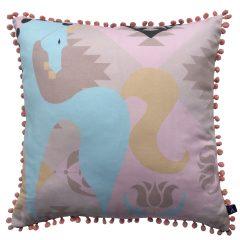 dizajnerski jastuk sa konjicem