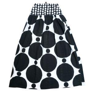 dizajnerska suknja Dots