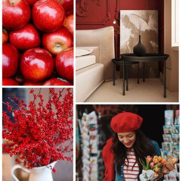 Jesen u crvenom