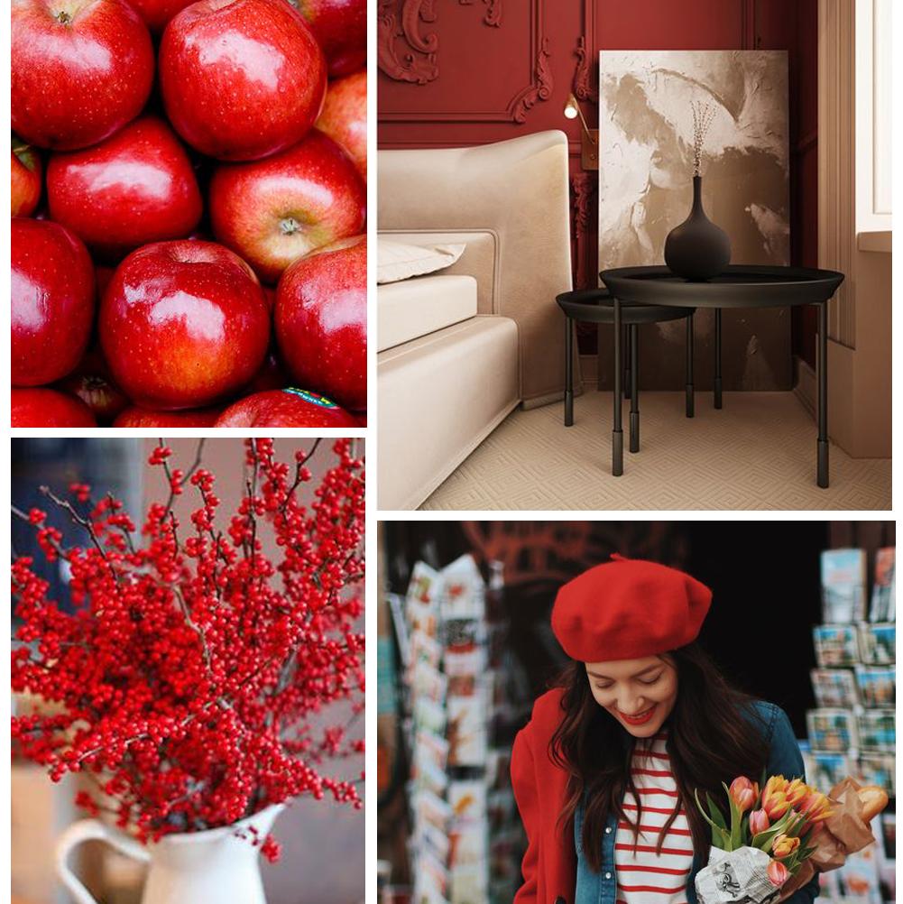 crveno u enterijeru trend dekoracija uredjenje doma