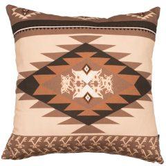 dizajnerski jastuk sa pirotskim motivom Twiga Pattern Bazaar