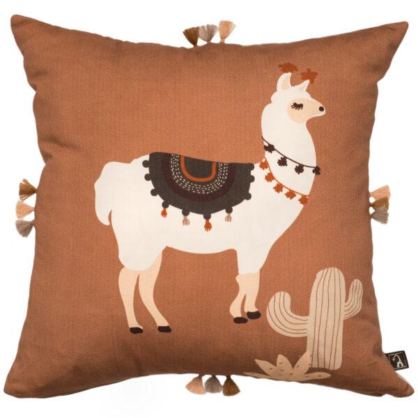 dizajnerski jastuk sa lamom Twiga Pattern Bazaar