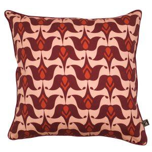 dizajnerski jastuk Tulips Twiga Pattern Bazaar