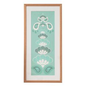slika poster Twiga Pattern Bazaar